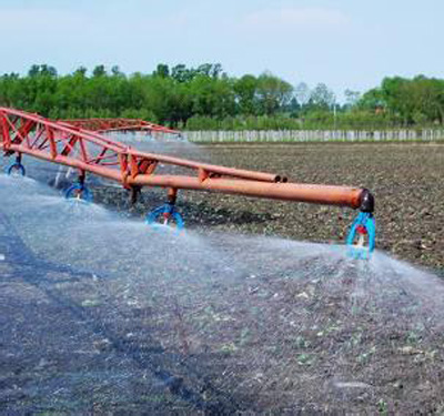 Used in agricultural irrigation,
